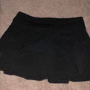 Lululemon long skirt